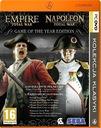 Total War Empire + NAPOLEON TOTAL WAR  PC PL BOX