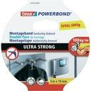 Dwustronna taśma montażowa TESA ULTRA STRONG 5m