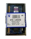 DELL Dedykowan 4GB Kingston DDR3 XPS STUDIO VOSTRO