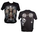 Koszulka świecąca t-shirt ROCK EAGLE GW12 M - XXL