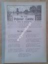 1908 Bojanowo Ostrowo Prochnowo Nakel Lissa Gnesen