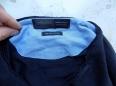 Zara sweter męski L czarny tanio v-neck Waga (z opakowaniem) 0.9 kg