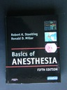 BASICS OF ANESTHESIA STOELTING MILLER