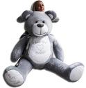 RIESIGE 180 cm große Teddybär mit SUPER ZD2 Stickerei
