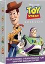 Toy Story 3 filmy + odcinki bonusowe [BOX 4 DVD]