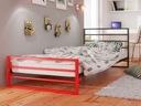 Łóżka metalowe Lak System 80x180 wzór 7J + stelaż