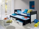 Łóżko łóżka piętrowe 2 osobowe DANILO - NOWOŚĆ!!!