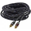 Kabel Sygnałowy Czincze RCA Gladen ZERO OFC 1.5m