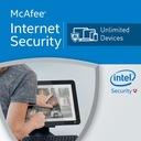McAfee Internet Security 2017 bez limitu urządzeń