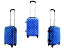 WALIZKA MAŁA KÓŁKA PODRÓŻNA DZIECI KABINOWA 9xWZÓR Zawartość zestawu mała walizka