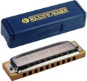 Hohner Blues Harp C harmonijka ustna + FUTERAŁ