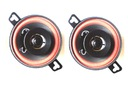 Głośniki samochodowe zestaw dwudrożny 87mm 45W