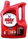 VALVOLINE MAXLIFE 10W-40 Motor 4LMAMY Ölfilter! GÜNSTIGE VERSANDKOSTEN