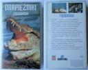 Kaseta VHS - Drapieżniki - krokodyle i aligatory
