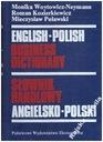 English-polish Business Dictionary Twarda NOWA