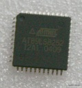 AT89LS8252-12AI 8-bitowy mikrokontroler 8KB flash