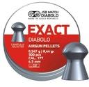 ŚRUT JSB EXACT DIABOLO 4,50 mm FIELD TARGET