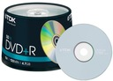 Płyty TDK DVD+R 4,7GB szp.100 + koperty Promocja