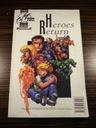 MEGA KOMIKS - HEROES RETURN - 3/99