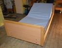 Łóżko rehabilitacyjne hydrauliczne