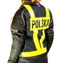 Жилет специальная одежда для мотоциклистов ПОЛЬША размер L доставка товаров из Польши и Allegro на русском