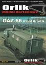 1:25 Samochód GAZ-66 KShM R-142N ORLIK 114