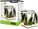 AKWARIUM KREWETKARIUM SHRIMP SET DUO LED AQUAEL49L Skład zestawu akwarium filtr grzałka mata oświetlenie pokarm pokrywa