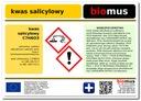 KWAS SALICYLOWY Farmaceutyczny 100g EAN 5902409411706