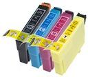 4 Tusze T18 Epson XP30 XP202 XP302 XP205 drukarki