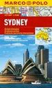 Sydney. Laminowany plan miasta Marco Polo