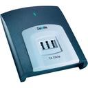 Адаптер терминал DeTeWe TA33 ISDN CLIP ТХЭ FXS:2 доставка товаров из Польши и Allegro на русском