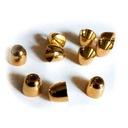 Cone Heads Gold 5 mm * 4 mm. 10 sztuk w komplecie