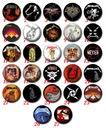 Metallica - Przypinka, przypinki