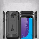 PANCERNE Etui DirectLab do Samsung Galaxy J6 2018 Kolor czarny