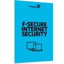F-SECURE INTERNET SECURITY PL 3 PC 1 ROK KONT ESD