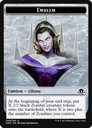 MTG Emblem Liliana, the Last Hope