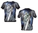 Koszulka DEATH FULL P.ROCK EAGLE D111 M - XXL