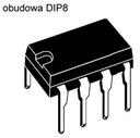 [STcs] NE555 układ czasowy DIP8 __x2szt
