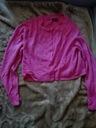 Sweterek różowy roz.L