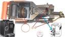 Uszczelki smar Severin KV8003 KV8060 KV8080 KV9748