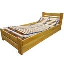 ETNA 100x200 łóżko rehabilitacyjne z pojemnikiem