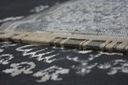 DYWAN VINTAGE 120x170 ROZETA czarny #B164 Marka Dywany Łuszczów