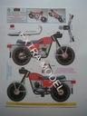 Вырез для dzieci_Motocykl_WSK 125_Extra Модель