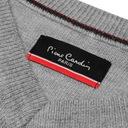 Sweter Męski Pierre Cardin modny M w serek Marka Pierre Cardin
