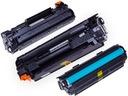 TONER do HP 85A CE285A Laser Jet Pro P1102 P1102W Kolor czarny (black)