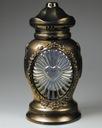 Znicz Lampion FABERLE 2 KOLORY ELEGANCKI PIĘKNY Waga (z opakowaniem) 5 kg