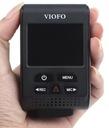Wideorejestrator VIOFO A119-G GPS V2 PARKING Kąt widzenia 160°