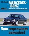 MERCEDES-BENZ klasa E seria W210 - instrukcja