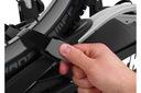 Bagażnik rowerowy na hak THULE 926 + 9261 4 ROWERY Cechy dodatkowe uchylany obsługa oświetlenia tylnego obsługa światła cofania