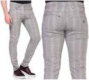 Spodnie Klasyczne Cipo Baxx Elegance Kratka